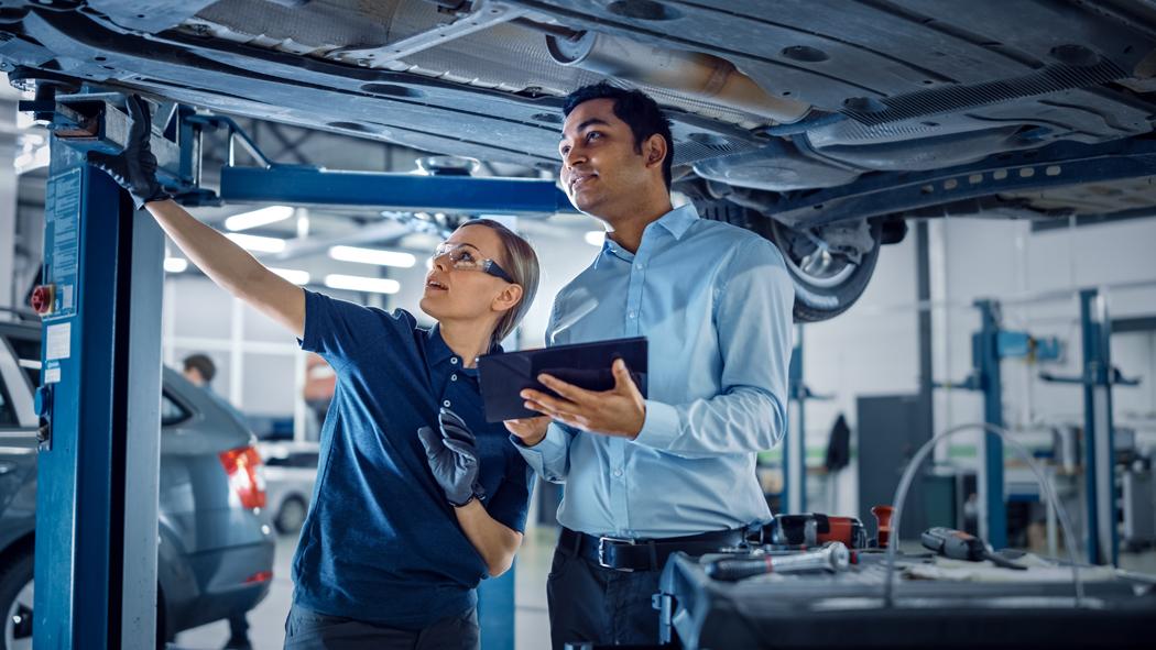Comment devenir mécanicien automobile