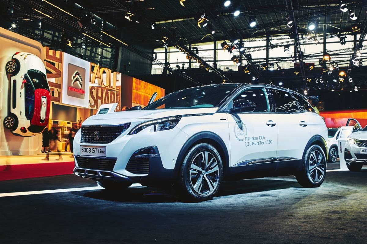 Peugeot 3008 : le succès du modèle sur le marché de l'occasion