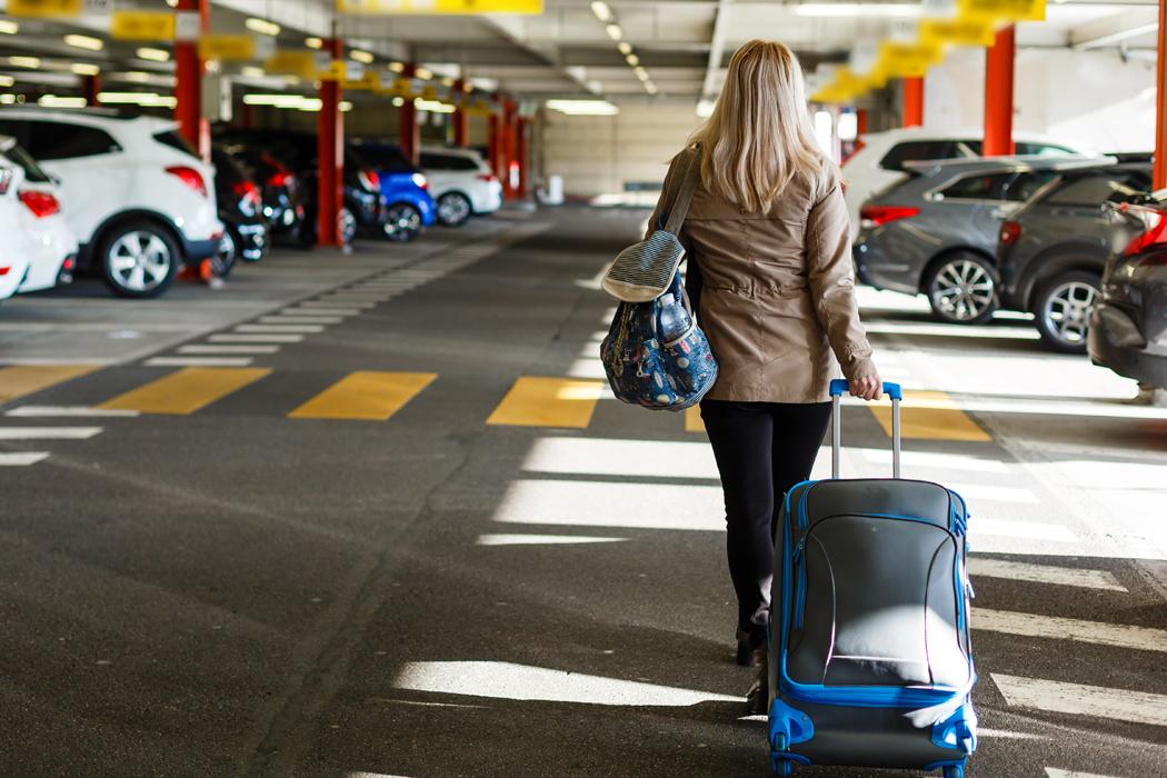 Laisser sa voiture près de l'aéroport, est-ce déconseillé ?